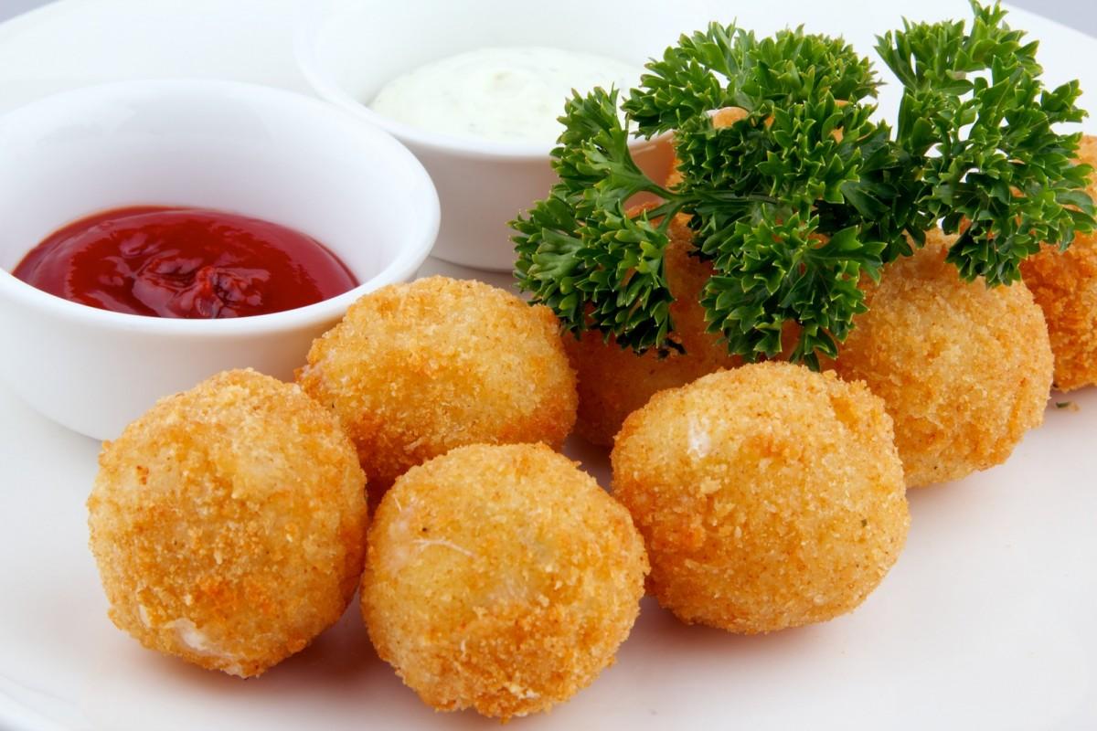 Сырные шарики к пиву рецепт пошагово с в