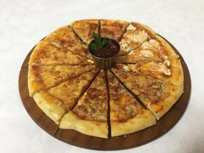 "Пицца ""4 сезона""."